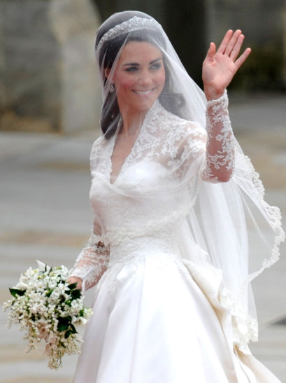 Kate Middletons Brautkleid