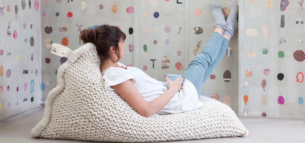 diy sitzsack selbstgemacht schneewittchen s welt. Black Bedroom Furniture Sets. Home Design Ideas