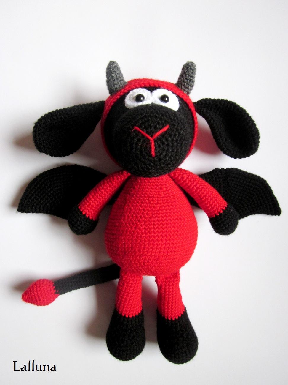 Rot Schwarzes Schaf Schneewittchens Welt