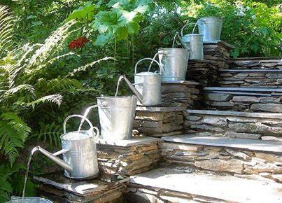 Creative Waterfall..!