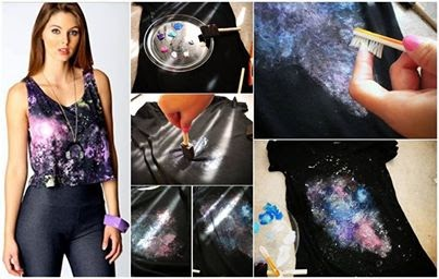 Galaxy Twist Bleach