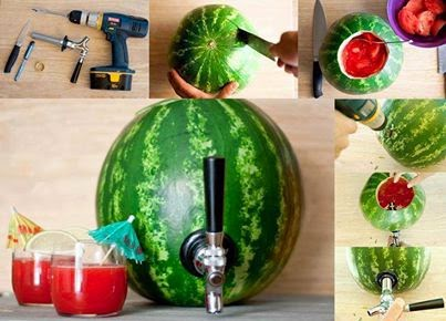 Watermelon Idea.