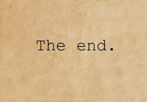 the end-1a